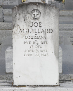 Joe Aguillard