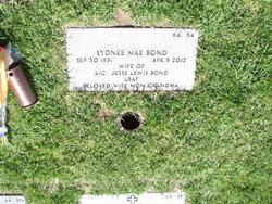 Sydnee Mae <i>Booe</i> Bond