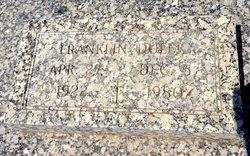 Franklin Lee Dufek