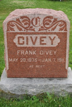 John Franklin Frank Civey