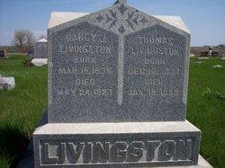 Nancy Jane <i>Jones</i> Livingston