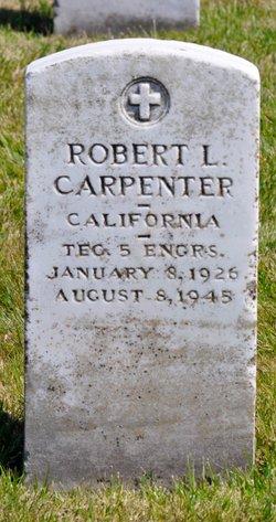 Robert L Carpenter