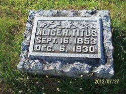 Alice R <i>Bonham</i> Titus