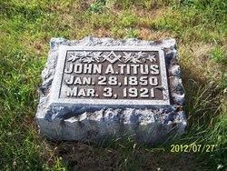 John A Titus
