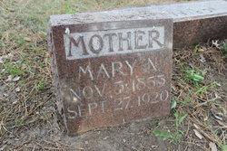 Mary A. <i>Pounds</i> Blystone