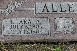 Clara A. Allen