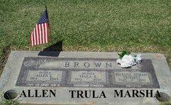 Capt Allen L Brown