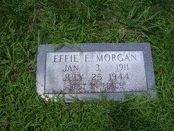 Effie Jane Morgan