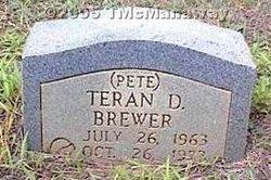 Teran D Brewer