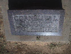Cornelius Lincoln Grigsby
