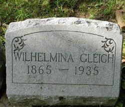 Wilhelmina <i>Mayer</i> Gleich
