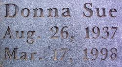 Donna Sue <i>Diehl</i> Baldwin