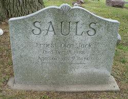 Ernest Olen Jack Sauls