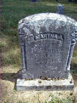 Martha A <i>Packard</i> Abell