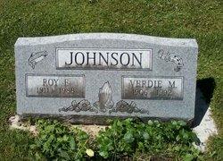 Verdie M <i>Stout</i> Johnson