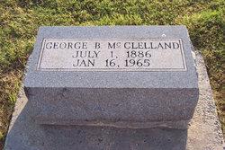 George B McClelland