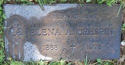 Elena A Crespin