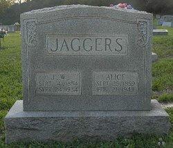 John W Jaggers
