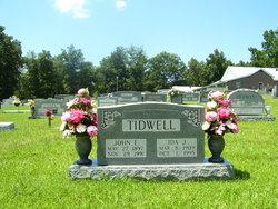 Ida Jane <i>Dedman</i> Tidwell