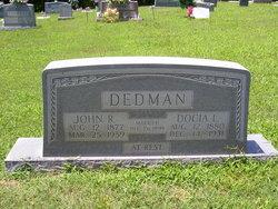 John Roland Dedman