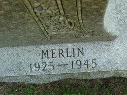 Pvt Merlin A Kudick