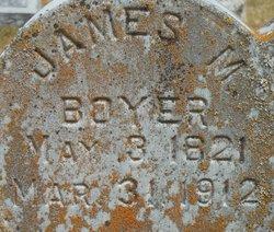 James M Boyer