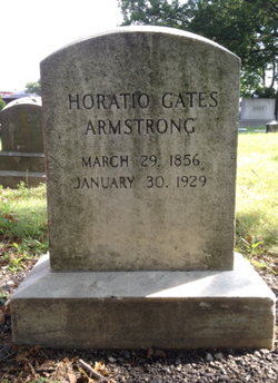 Horatio Gates Armstrong
