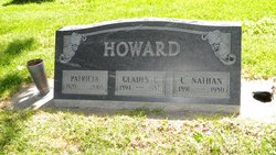 Gladys Lucy <i>Cole</i> Howard