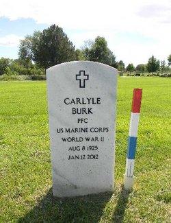 Carlyle Burk