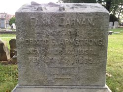 Fanny Carnan Armstrong