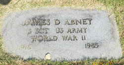 James Dwight Abney