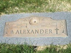 Fred L Alexander