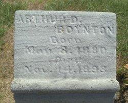 Arthur D. Boynton