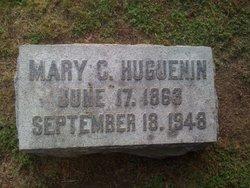 Mary Cordelia <i>Converse</i> Huguenin