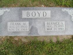 Frank Marvin Boyd, Sr