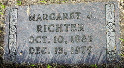 Margaret Josephine <i>Browne</i> Richter