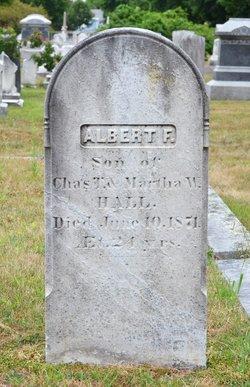 Albert F. Hall