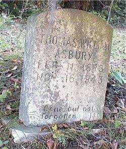 Thomas William Asbury