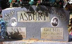 Kato B. Asbury