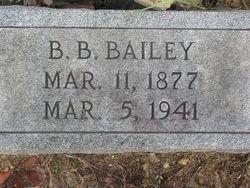 B. B. Bailey