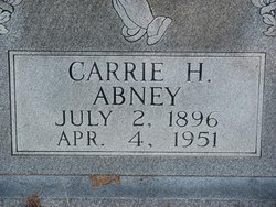 Carrie H. Abney