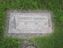 George F. Hannon