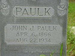 John J Paulk