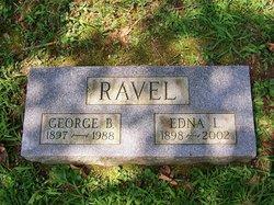 Edna L Ravel