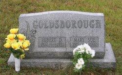 Mary Sue Sue <i>Heath</i> Goldsborough
