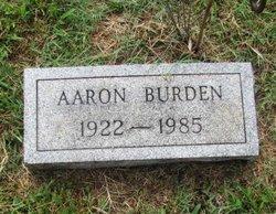 Aaron Burden