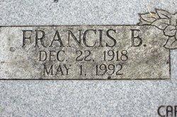 Francis B Ladenburg