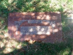 Eliza L <i>G</i> Davis