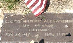 Lloyd Daniel Alexander