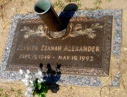 Juanita Zeanah Alexander